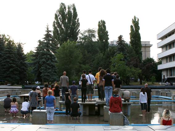 Possibility of the City-Final Fountain City photo-mala